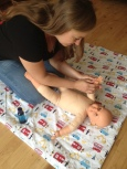 Infant Massage photo